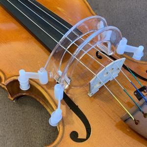 『バイオリン弓ボーイング練習ガイド』使ってみました🎻