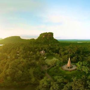 Wat Phu Thok(ワットプートック)
