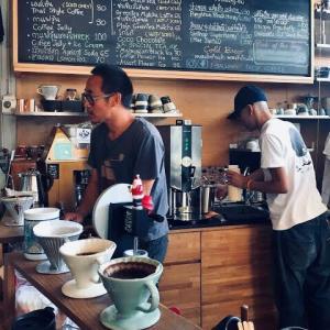 ⚫︎「Gallery  Drip  Coffee 」でタイ産珈琲を味わう