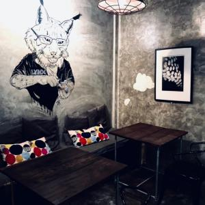 ⚫︎「LYNX Specialty Coffee」ラオス産珈琲が飲めるカフェで読書時間