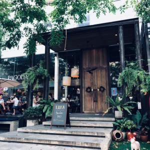 ⚫︎「LUKA Cafe Bangkok」Satornにある人気カフェ
