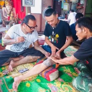 【Luang Phor Pern】サクヤンの祖が発行したプラクルアン