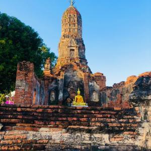 「Wat Choeng Tha/チューンター寺」約200年前の壁画が素晴らしい!