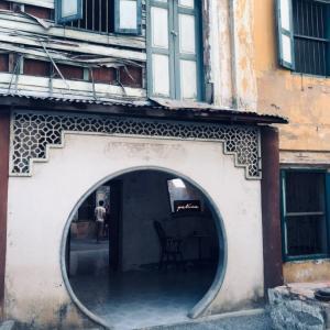 ▪️「 Cafe Patina」バンコク中華街の古民家カフェ