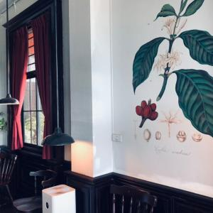 ▪️「 Cherrydog Coffee Roaster」創作ドリンクが美味しいカフェ