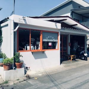 ▪️「Roastery at Home」こんな住宅街にこだわりカフェが!