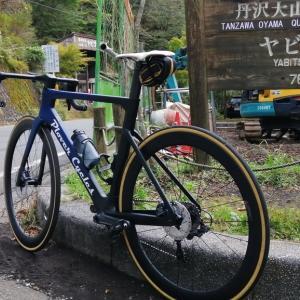 オリジナルのロードバイク インプレ編(ICAN A9)