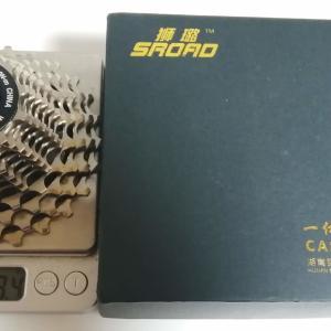 SROAD SLR2 超軽量カセットスプロケット
