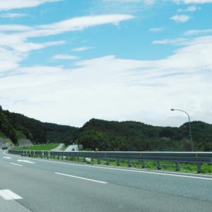 スバル レヴォーグで遠出 オートクルーズコントロールで楽々運転