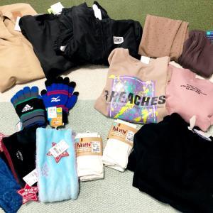 バースデイで爆買い!!2万円越えの子供の冬服はこちら