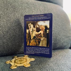 本日のオラクルカードメッセージ