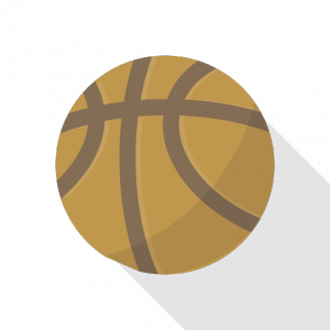 何故バスケットボールは茶色なの?