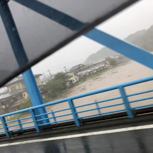 ☆台風19号通過☆
