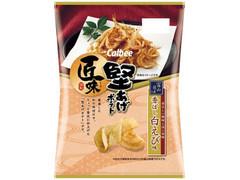 堅あげポテト匠味 富山県産香ばし白えび味