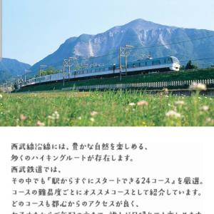 レベルアップ! ~横瀬二子山~ 雨の山のぼり