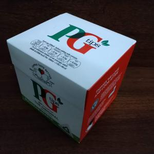 イギリス【王室御用達】 紅茶 PG tips The original