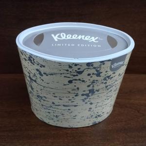 イギリス ティッシュ(Tissue) Kleenex Limited Edition