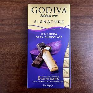 イギリス チョコレート ゴディバ Godiva Signature 72% Cocoa Dark chocolate