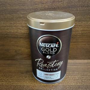イギリス インスタントコーヒー ネスカフェゴールドブレンド Nescafe Gold Blend Roastery Collection Light Roast Smooth & Delicate