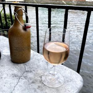 イギリス【パブ/レストラン】 ローズワイン Rose Cuvee Laborie