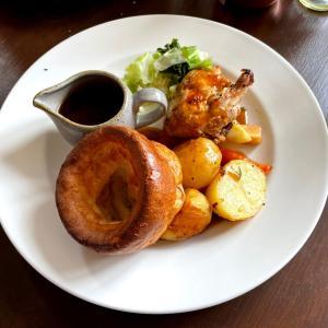 イギリス【パブ】 骨付きチキン British chicken supreme
