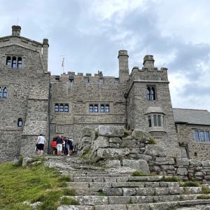 イギリス【旅行/ナショナルトラスト】 セントマイケルズマウント4 城 St Michael's Mount Castle