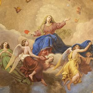天国と卓球