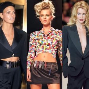 90年代スーパーモデル