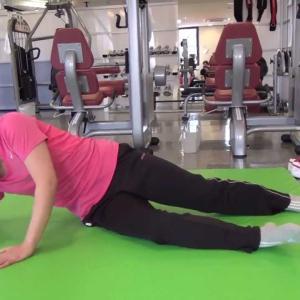 美脚GET!女性向け体幹トレーニング5種目