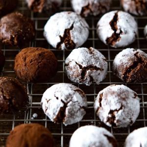 アマレッティ・ショコラ|アーモンドの粉で作ったイタリアのお菓子