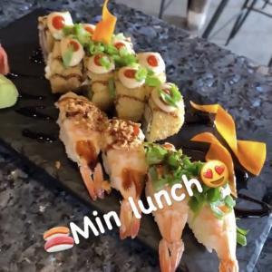 スウェーデンの寿司