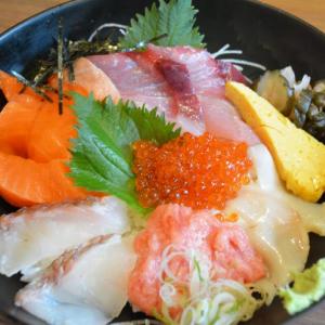 尿酸値高めで痛風でプリン体制限中に食べる海鮮丼はどれが良い?