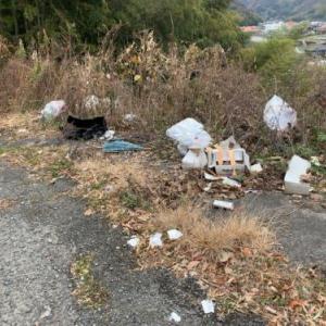 クエスト:道路や空き地のゴミ片付け