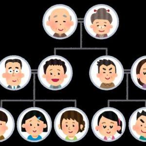 クエスト:有名な親戚を探せ