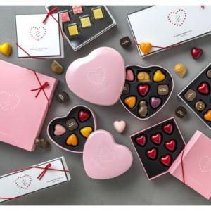 【ピエールマルコリーニ】バレンタイン2021の販売日や購入場所を紹介
