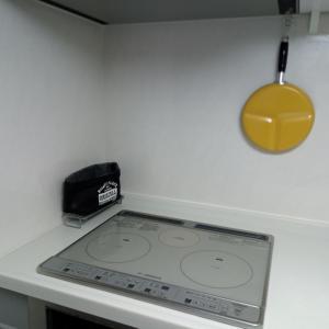 [狭いキッチン]I H周り…。