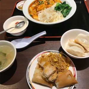 新宿NSビル「台北夜市」の麻婆丼は馴染みやすい料理!
