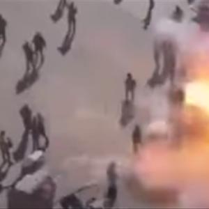 【動画】イラク バグダッドで連続自爆テロ 32人死亡 100人以上ケガ