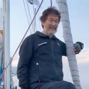 【朗報】辛坊治郎さん、ヨットで太平洋横断に成功!! アメリカ・サンディエゴに無事到着