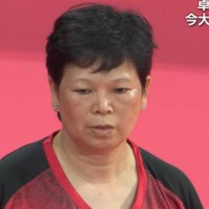 【動画】卓球女子 史上最年長 58歳選手が話題「勇気をもらった」「17歳相手に凄い」