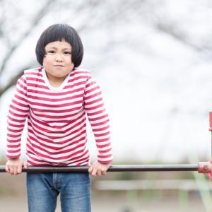 鉄棒を作った6歳児