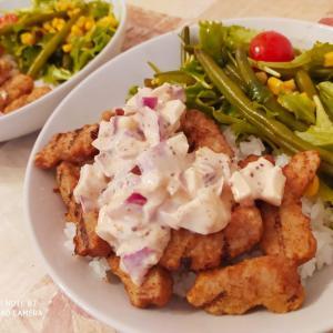 【時短料理】ベジミートで簡単・ヘルシー・美味しいベジミート南蛮