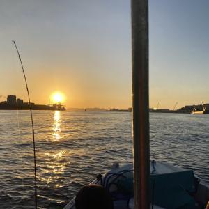 初釣行に行ってきました!