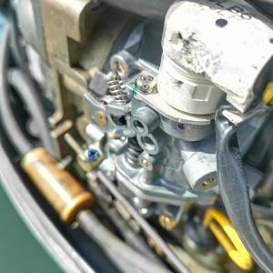 船のエンジンについて勉強始めます。