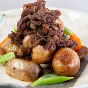ヒルナンデスコストコレシピ「プルコギ肉じゃが」の作り方|梅沢富美男さん