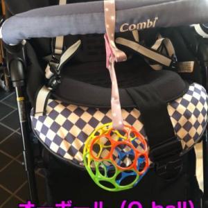 1歳児お気に入りのおもちゃ② オーボール(O-ball)