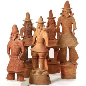 埴輪から見る古代日本の渡来人たち
