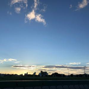 空はもう秋