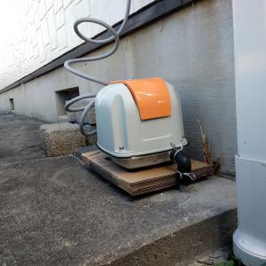 【浄化槽】ブロワーを自分で交換する方法・手順・費用を紹介