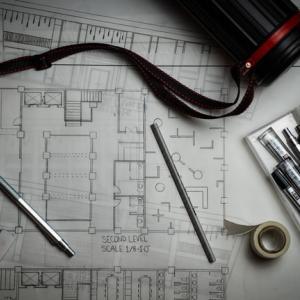 【2級建築士】製図試験を独学で勉強するポイント・体験談